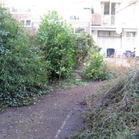 Vervuiling binnentuinen